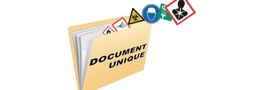 document unique de sécurité